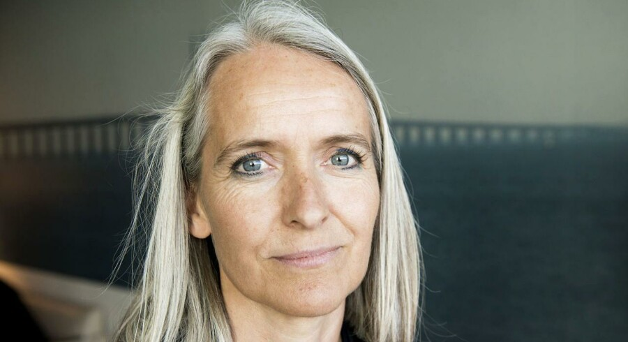 Adm. direktør Industriens Pension, Laila Mortensen.