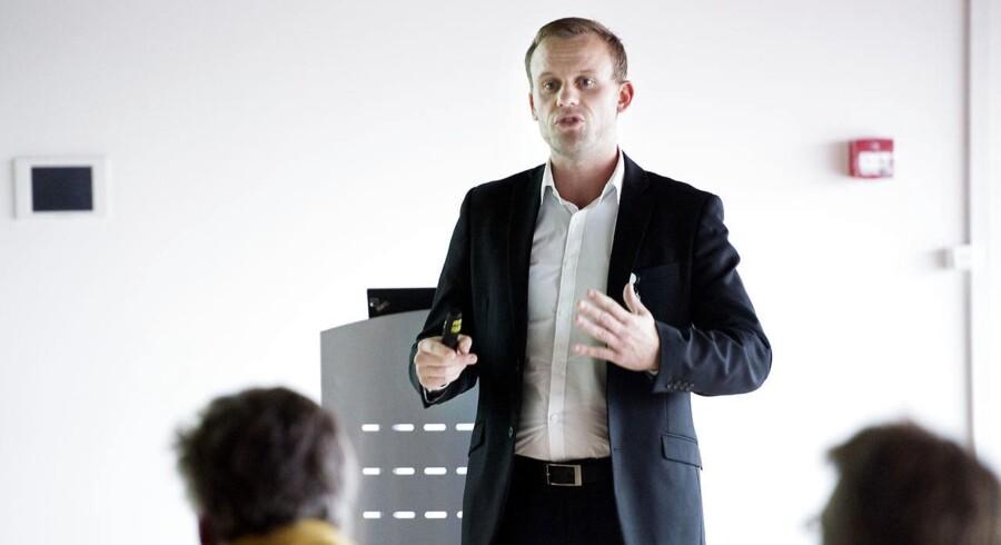 Søren Løntoft Hansen, Senioranalytiker hos Sydbank