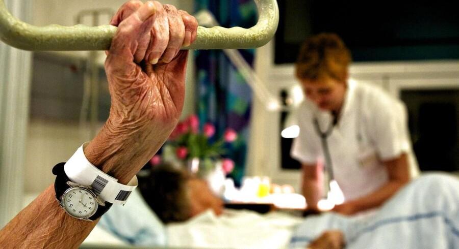ARKIVFOTO 2005 fra Frederiksberg Hospital- - se RB 27/9 2015 17.58.