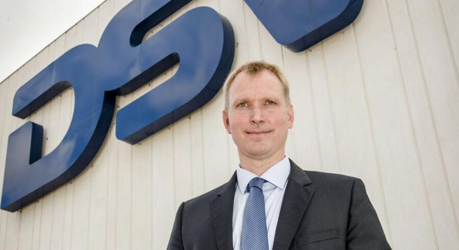 IT-chef for DSV, Jesper Riis.