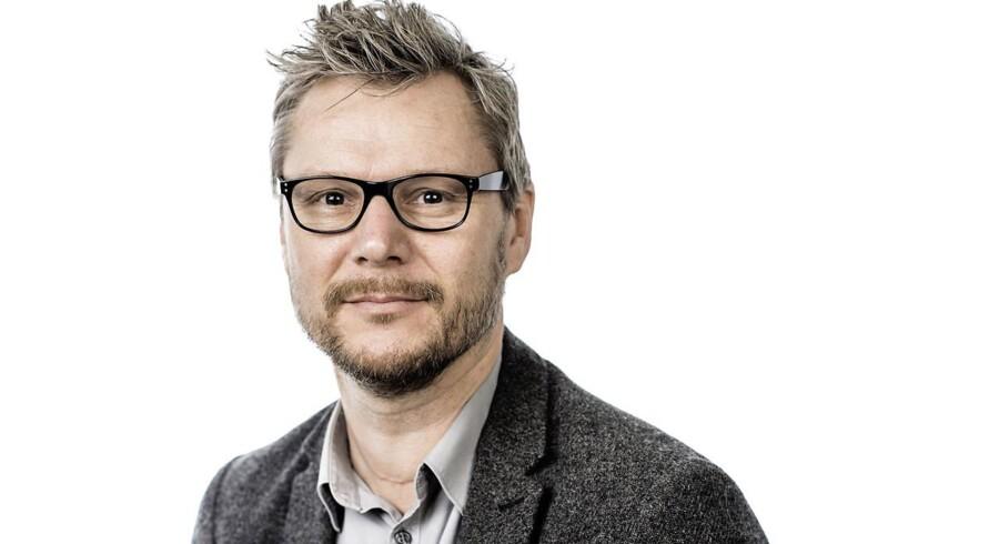 Kulturredaktør Lars Rix