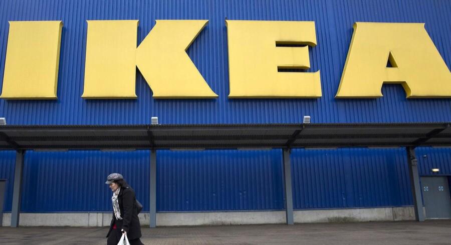 Ikea er én af de virksomheder, der nu er under lup i forbindelse med Luxleaks.