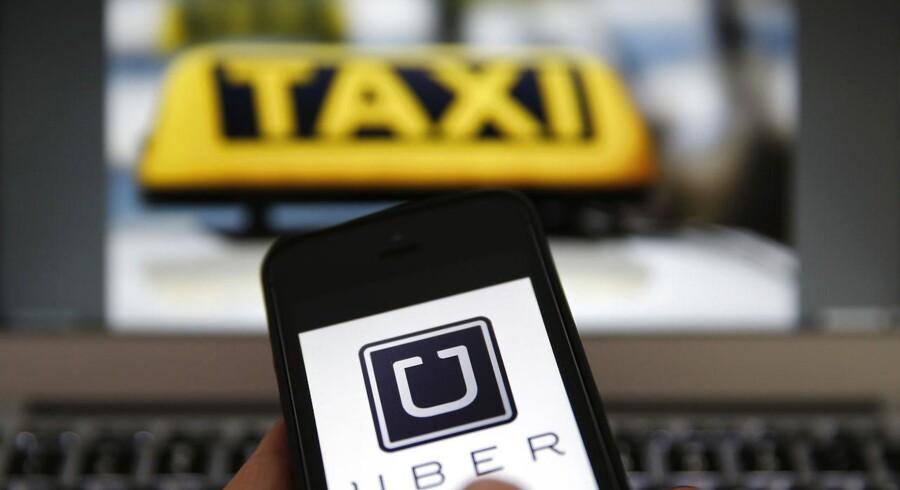 Aftalen med Facebook indebærer, at Uber får adgang til 700 millioner brugere verden over.