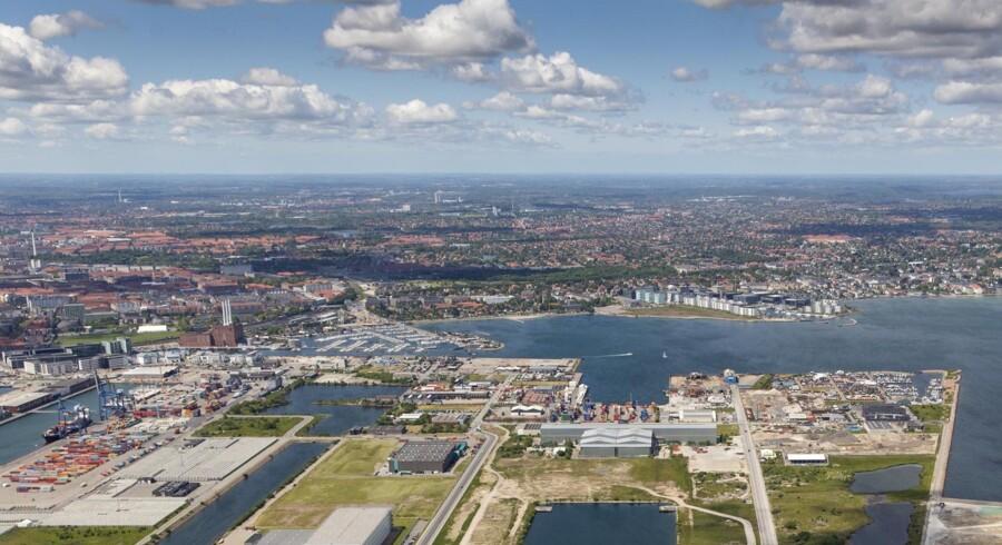 Inden længe er det efter alt at dømme slut med containerhavn i Nordhavn.