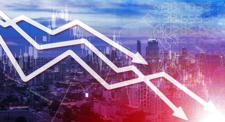 Banknordik kan stå foran tilbagegang, fremgår af selskabets regnskab.