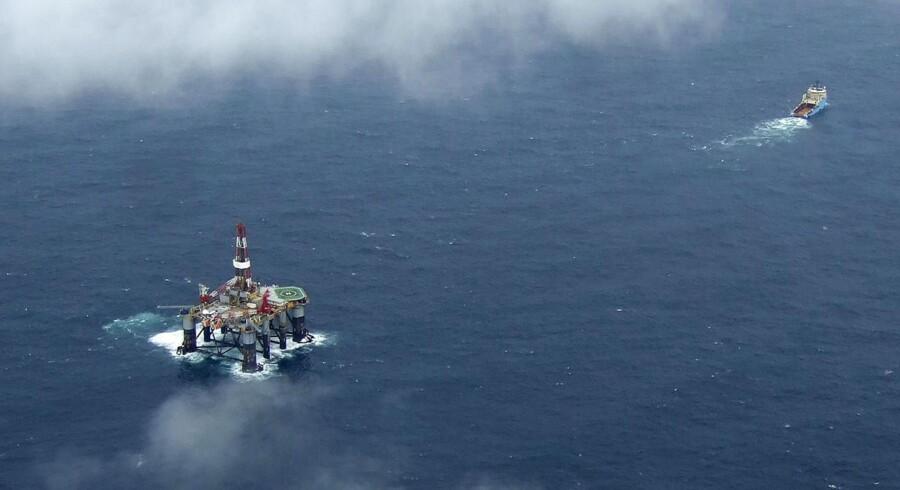 »Lånet sikrer penge til at drive selskabet i de næste tre år, og det vil give os penge til at udvide porteføljen,« skriver Atlantic Petroleum i regnskabet for andet kvartal.