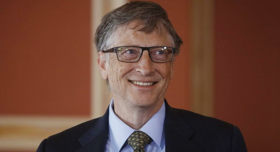 1. Bill Gates - Microsoft - 79,2 mia. dollar.