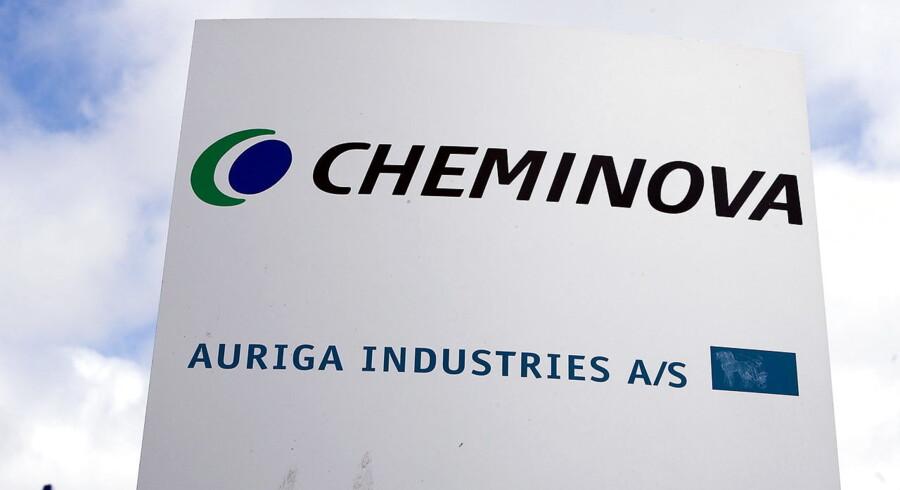 Aktionærer i Cheminova vil have forklaring på fabrikkens aktiviteter i Indien efter DR TV-dokumentar. Cheminova, Harboøre Tange.
