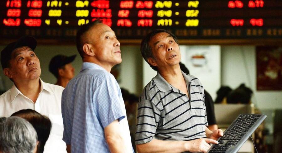 Samlet landede den kinesiske samhandel med udlandet et handelsoverskud på 263,0 mia. yuan ifølge statistikken fra det kinesiske toldvæsen i Beijing.