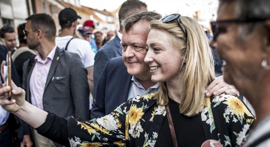 Folkemødet 2018 i Allinge på Bornholm er skudt i gang.