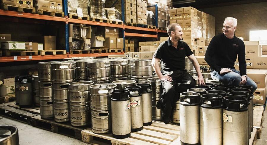 """En lang række danske og udenlandske bryghuse - små som store - lancerer alkoholfrie øl. Nu er turen kommet til Bryggeriet Skands, et mindre bryggeri i Brøndbyøster, som er på vej til at tilføje øllen """"CPH All Night"""" til deres sortiment. Vi møder brygmester Kennet Hansen til en snak om alkoholfri øl."""