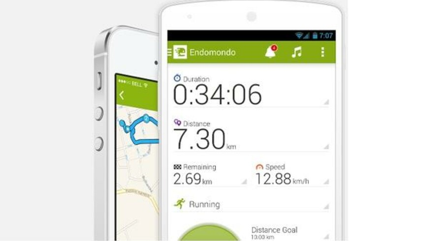 Endomondo er en af de mest succesrige, danske mobilapplikationer. Et opkøb har længe cirkuleret som rygte.