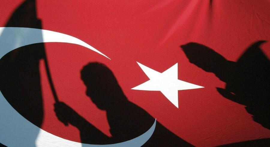 Du får mest for pengene hvis du tager på ferie i Tyrkiet i forhold til sidste år.