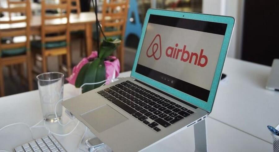 Airbnb hitter som aldrig før og har rejst næsten 10 mia. kr. i kapital.
