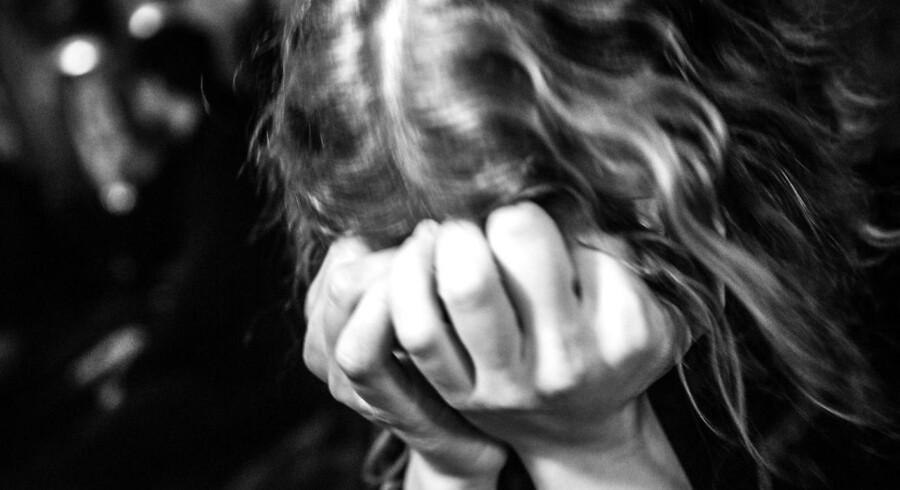 ARKIVFOTO: »Vi er dybt bekymrede over den udvikling, vi ser, hvor flere og flere børn udvikler mistrivsel og egentlig psykiske vanskeligheder. Det er et stort problem, som vi er nødt til at taget meget alvorligt,« siger Joy Mogensen.