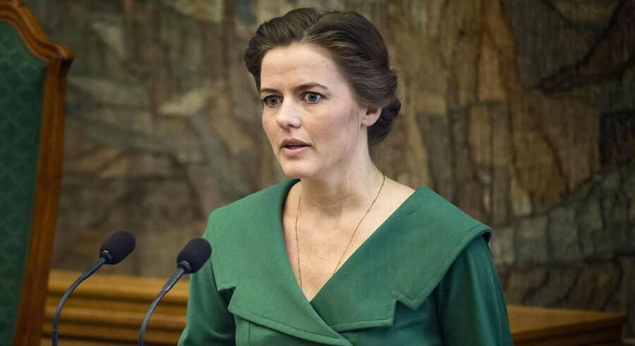 ARKIVFOTO: Ellen Trane Nørby.