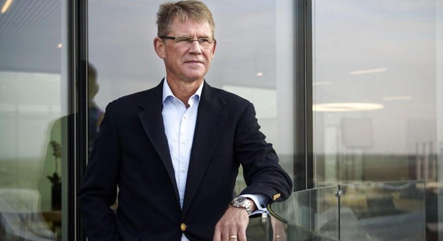 Lars Rebien Sørensen. ARKIVFOTO.
