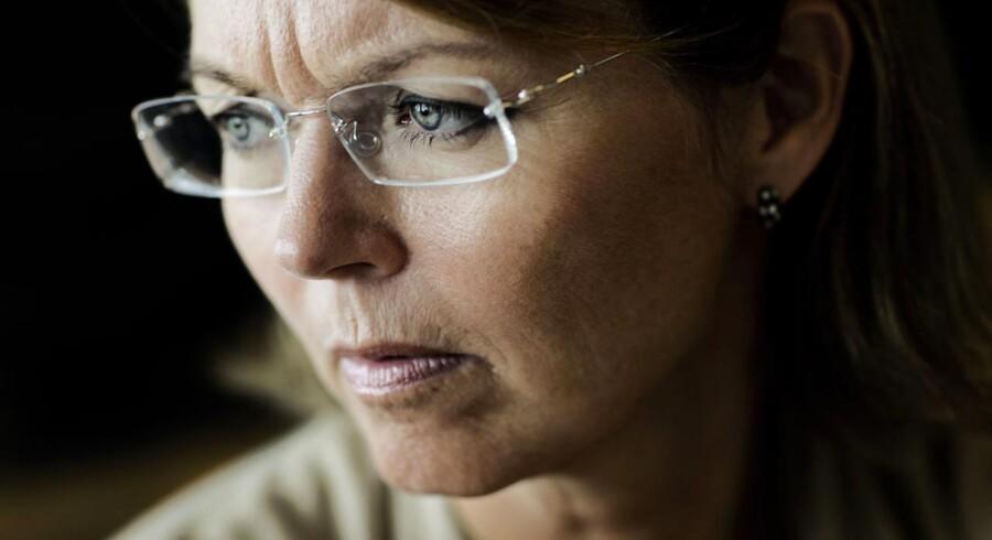 Koncerndirektør Lise Kingo forlader Novo Nordisk efter 12 år på chefgangen.