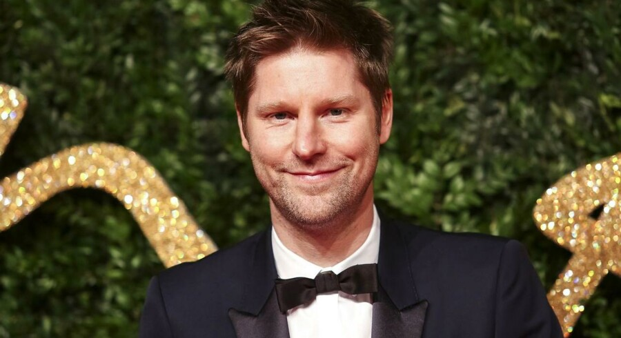 Burberry topchef, Christopher Bailey.