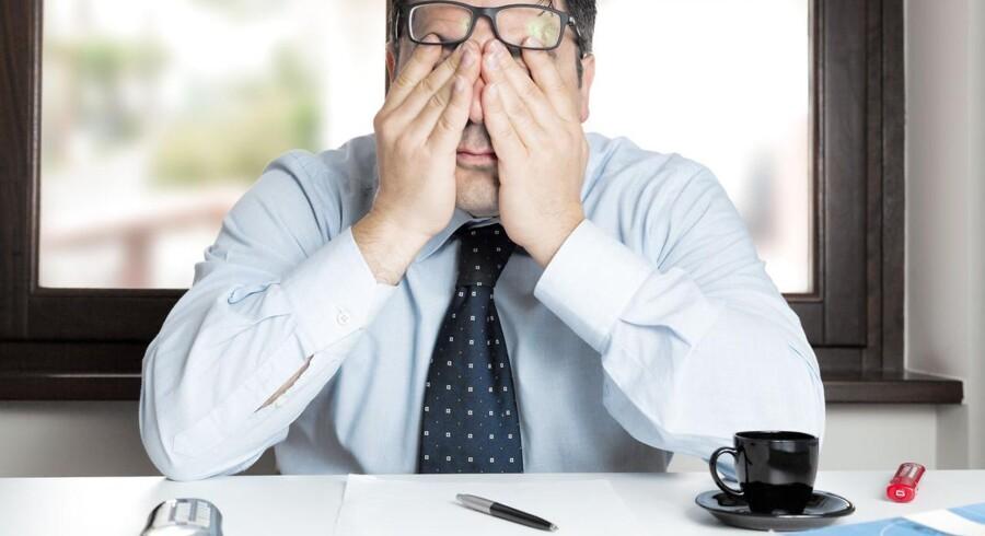 Alvorlig sygdom eller invaliditet kan blive skæbnesvangert for en selvstændig erhvervsdrivende