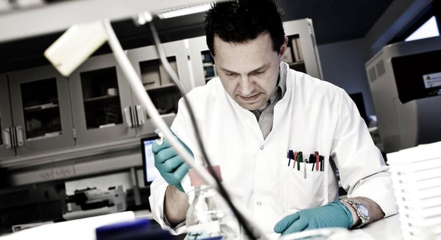 Medicinalselskabernes patenter er grundlæggende et udtryk for virksomhedernes vækstpotentiale og indtjeningsmuligheder.