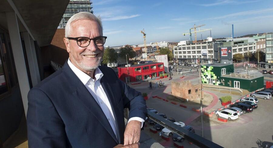Odenses bykonge abdicerer efter 20 år som borgmeste.