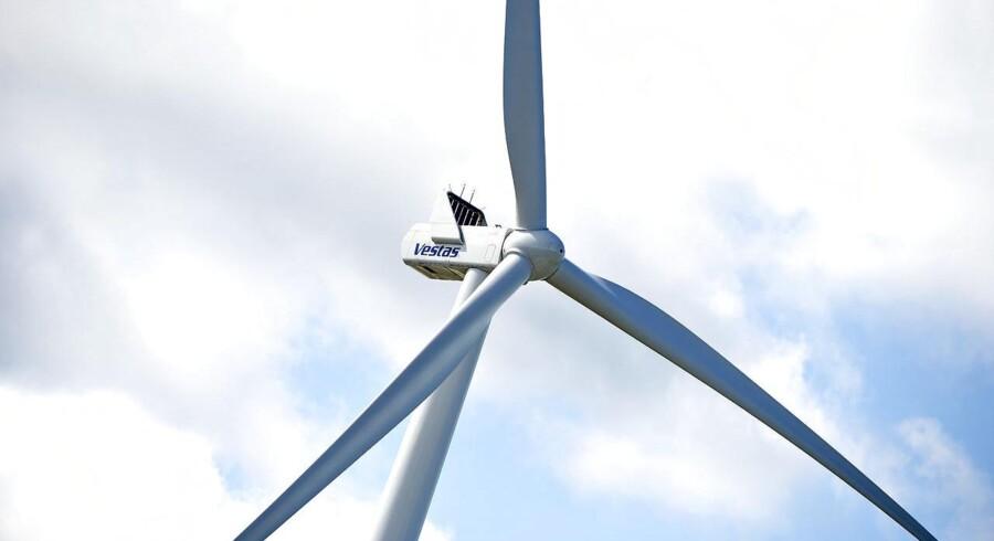 Der er udsigt til store udlodninger til aktionærerne i år fra Vestas, da vindmølleselskabet har store kontantbeløb på hånden.