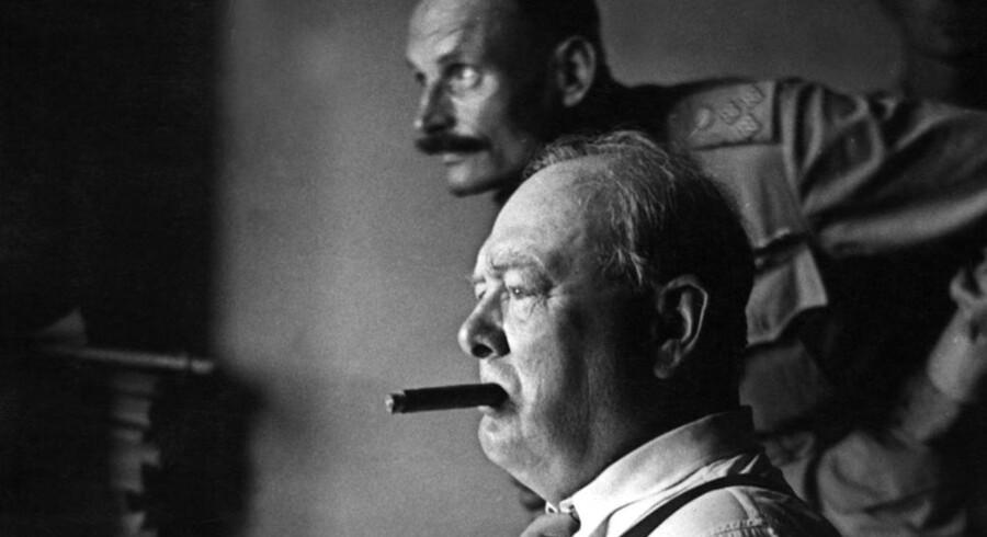 Winston Churchill i 1944.