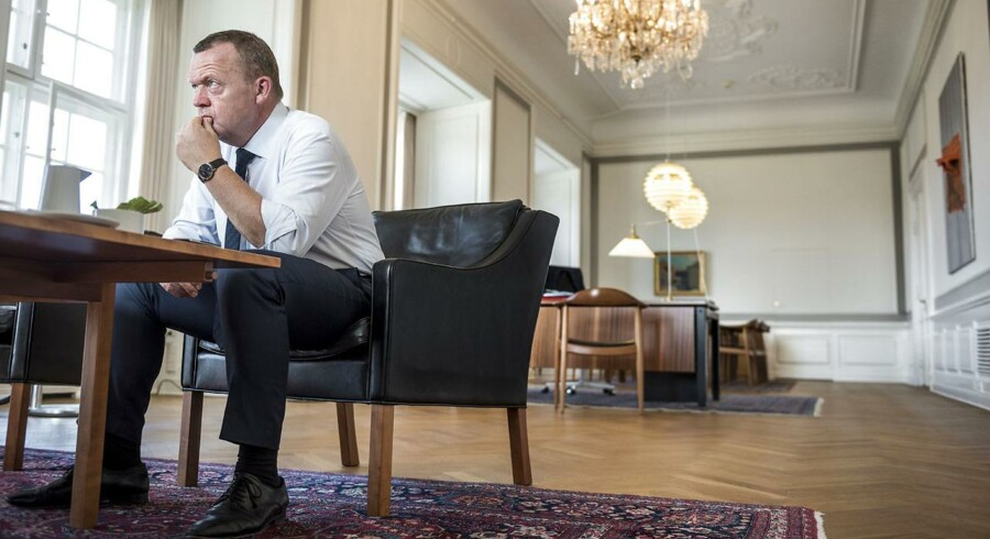 Statsminister Lars Løkke Rasmussen skal i dag torsdag lede efter løsninger på integrationsområdet på stort møde på Marienborg.