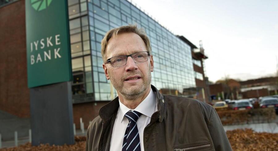 Jyske Banks topchef, Anders Dam, mener ikke, at der er noget at komme efter i kølvandet på lækkene fra advokatfirmaet Mossack Fonseca i Panama.