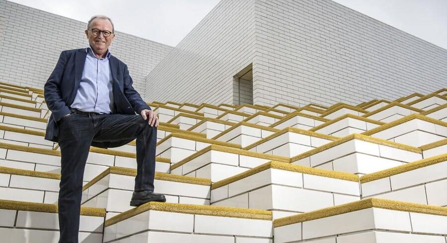 Kjeld Kirk Kristiansen - tredje generations ejer af LEGO-Koncernen.