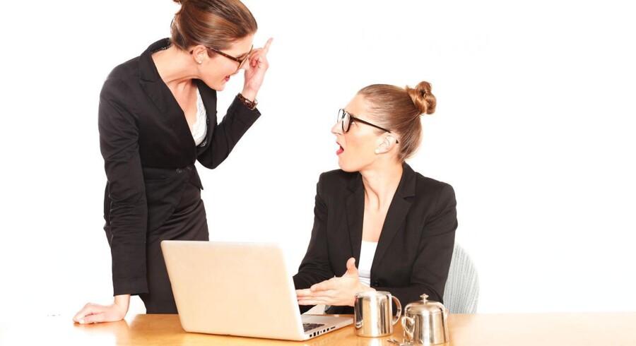 I 2005 var det næsten hver anden chef, der svarede, at de i adskillige eller enkelte tilfælde oplevede mobning på deres arbejdsplads. Men siden 2012 har tallene ligget stabilt langt lavere: Nu er det kun hver fjerde chef, der har oplevet mobning på sin arbejdsplads i løbet af de seneste to år.