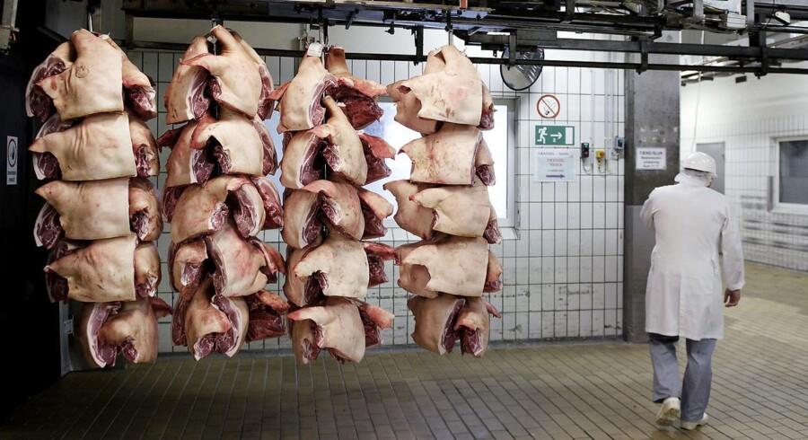 Det kan have lange udsigter, før der kommer et nyt velfærdsmærke på al fersk svinekød i danske supermarkeder.