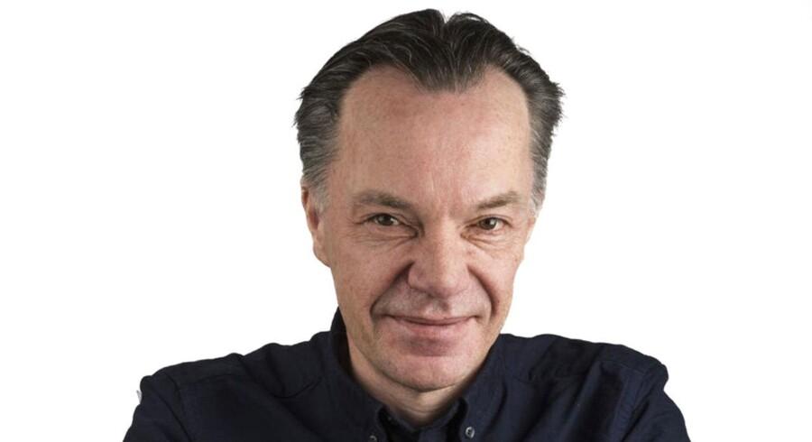 Søren Kassebeer, litteraturredaktør hos Berlingske.