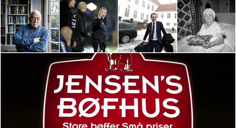 Uffe Ellemann-Jensen, John »Faxe« Jensen, Kristian Jensen og Thit Jensen er ikke længere i besiddelse af Danmarks mest almindelige efternavn.