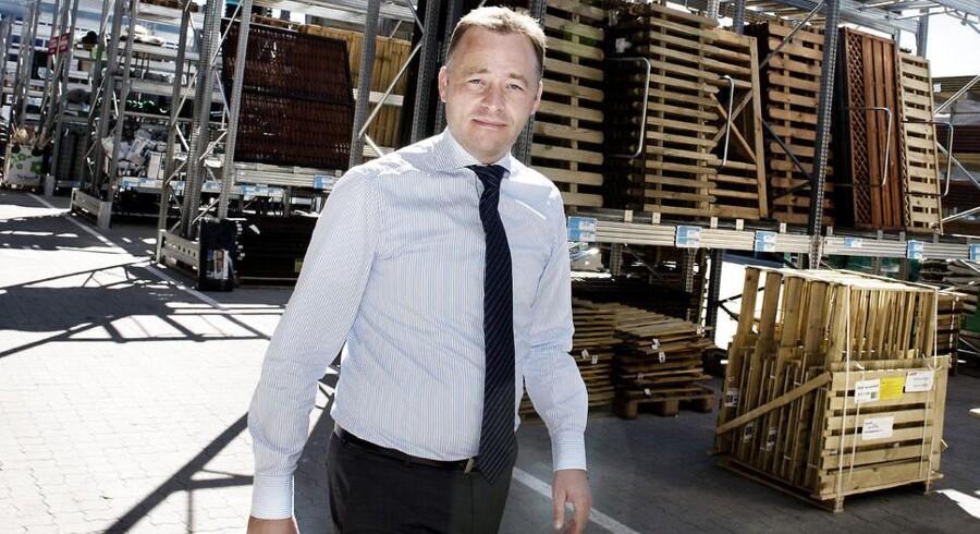 Afgående koncernchef for DT Group, Ole Mikael Jensen