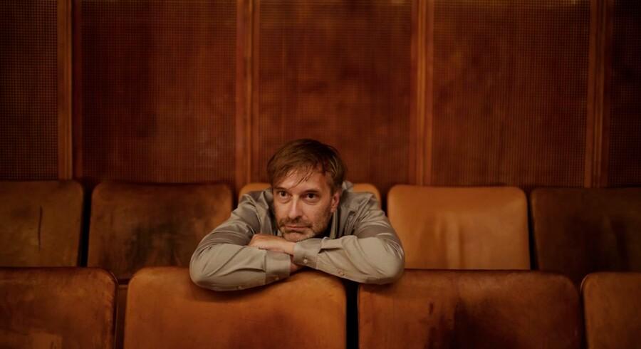 Martin Brygmann udgiver sit første engelsksprogede soloalbum, »Bates Delight« (2017).