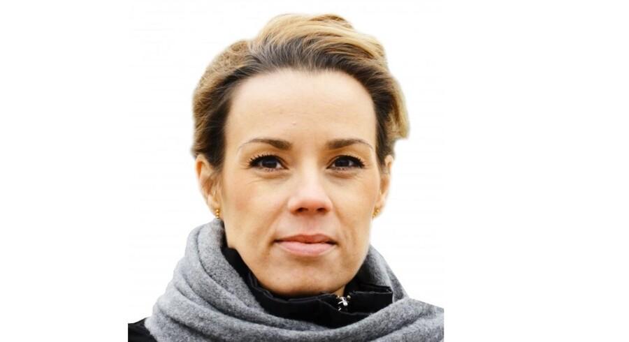 Nina Groes, direktør, Kvinfo
