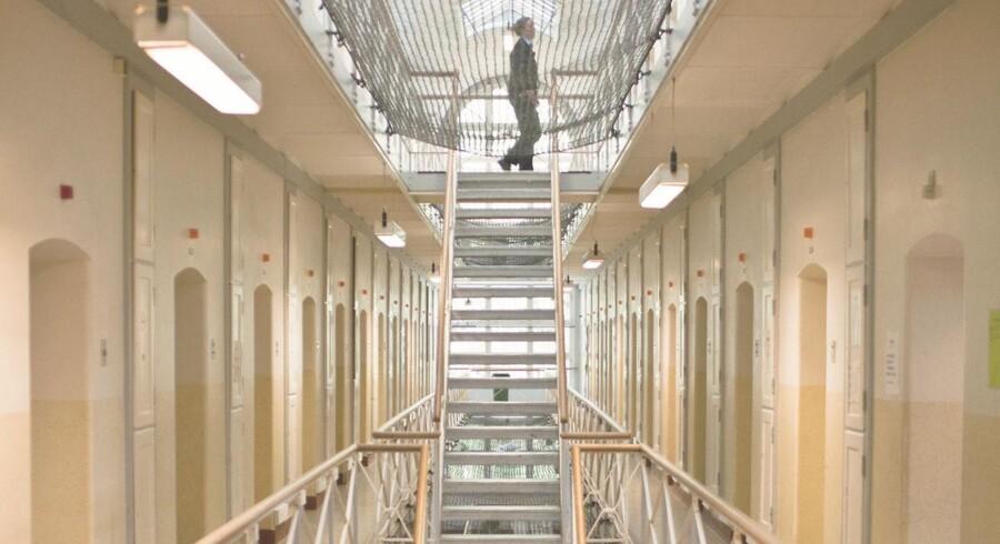 ARKIVFOTO: Vestre Fængsel.