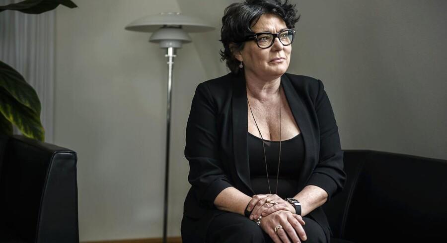 Det er vigtigt at turde tage diskussioner i en moderne virksomhed, mener Betina Hagerup, direktør i Erhvervsstyrelsen. Arkivfoto: Niels Ahlmann Olesen