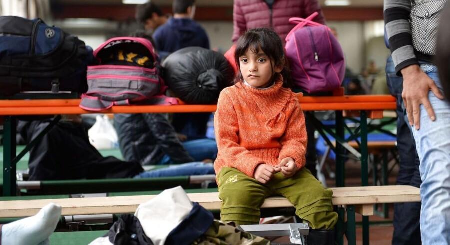 Tyskland vil indførere lavere ydelser til flygtninge, ligesom afviste asylsøgere skal sendes hurtigere hjem.