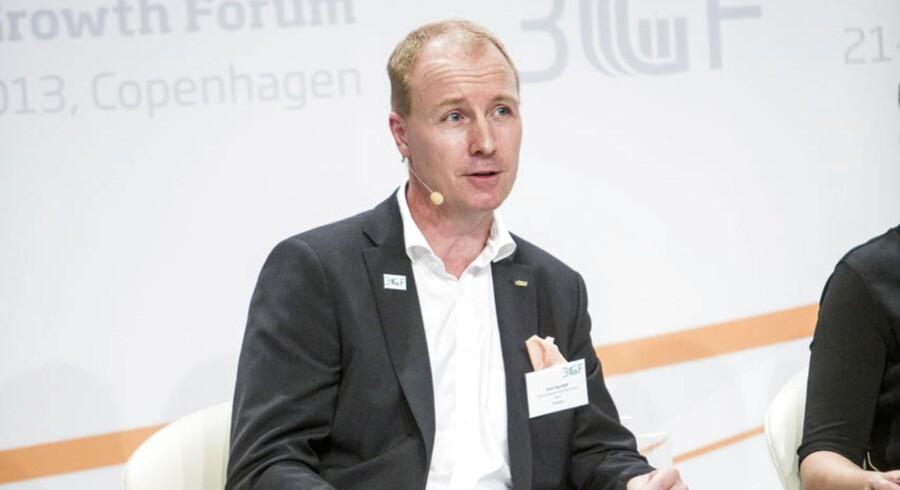 »Vi har haft et fantastisk år og investeret betydeligt i bæredygtighed, at skabe bedre tilbud og i at være mere tilgængelige,« udtaler administrerende direktør i IKEA-koncernen Peter Agnefjäll.