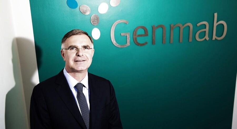 Arkivfoto: Genmabs topchef Jan van de Winkel.