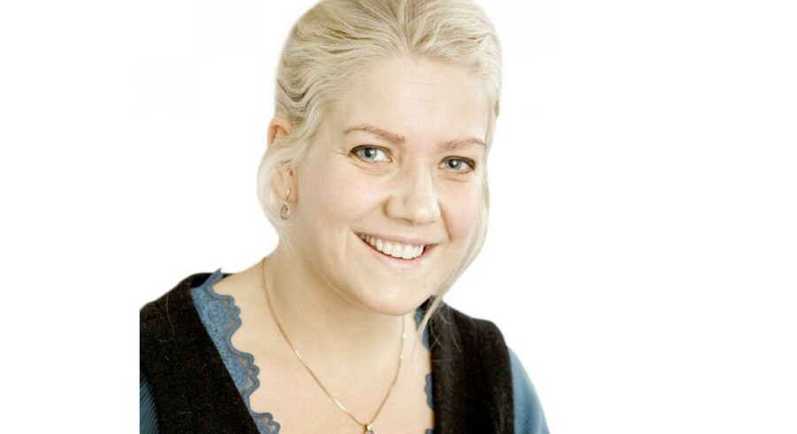 Camilla Gregersen, Fmd. for Dansk Magisterforening