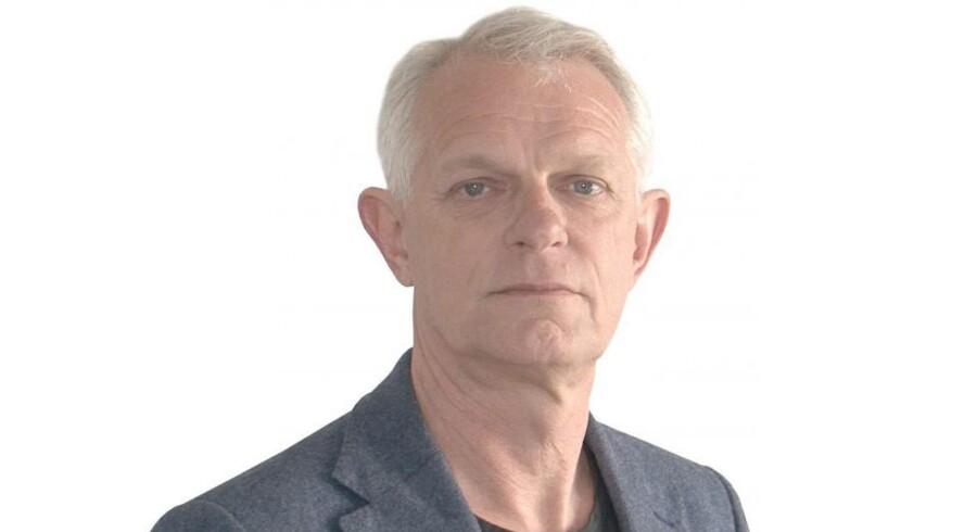 Ulrik Holmstrup, journalist og tidligere fellow på TrygFondens Børneforskningscenter, Aarhus Universitet