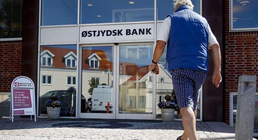 Østjydsk Banks regnskaber var pænere, end de burde have været, og det har fået Finanstilsynet i aktion. Det har pålagt banken at fremlægge nye regnskaber, der viser et langt større tab end den tidligere version.