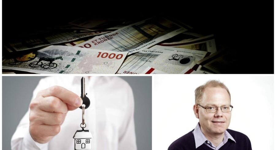 Berlingskes Frederik M. Juel skriver dagens klumme om privatøkonomi.