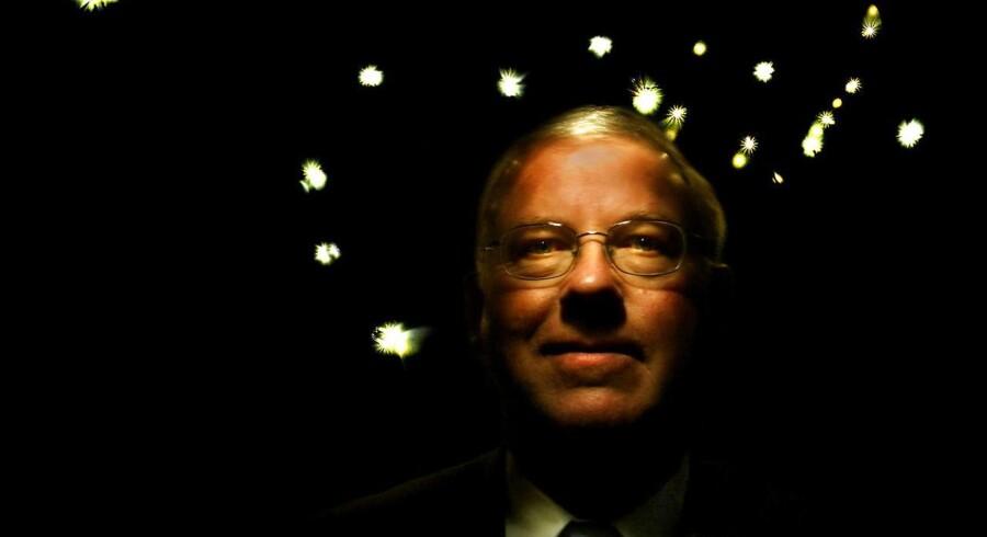 Tidligere direktør for Netto, Mads O. Krage. Arkivfoto fra 2003