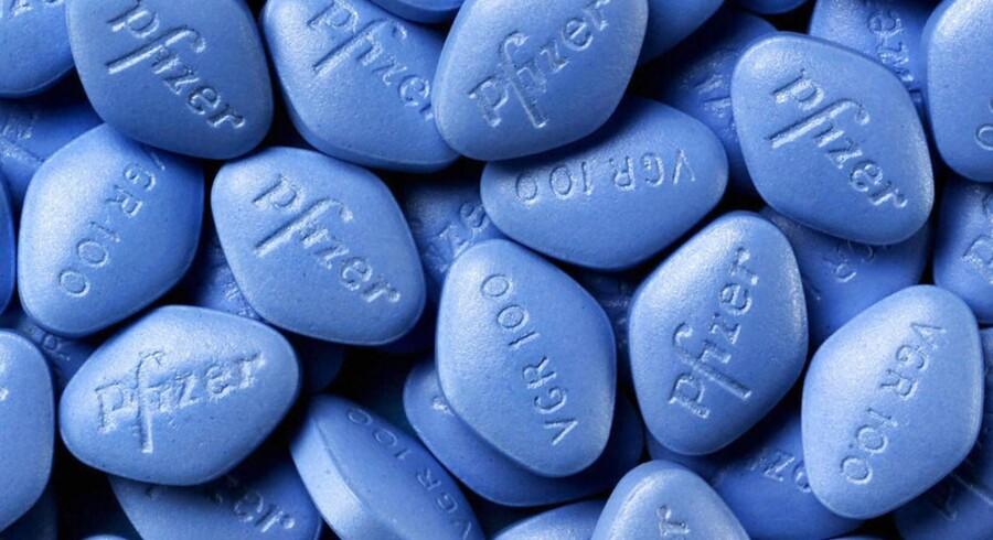 Betydeligt flere danske mænd har de seneste år benyttet sig af potens-piller.