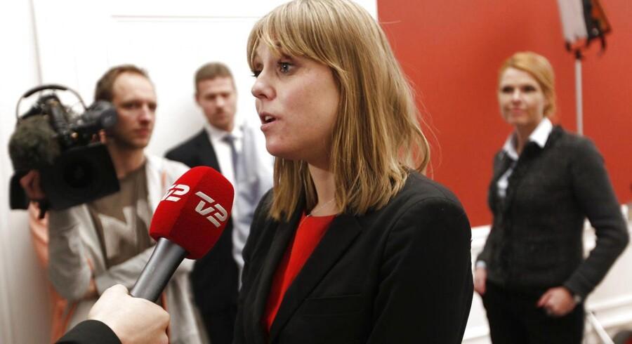 Socialdemokraternes Trine Bramsen tager skarp afstand fra moskeformands udtalelser.